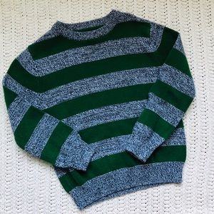 Kids Cat & Jack rugby stripe sweater